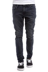 Volcom Vorta Tapered Jeans (blue black)