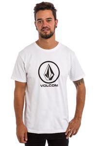 Volcom Circle Stone BSC T-Shirt (white)