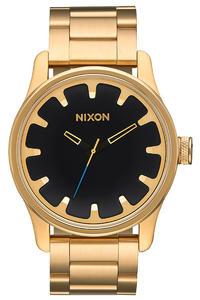 Nixon The Driver Uhr (all gold black)