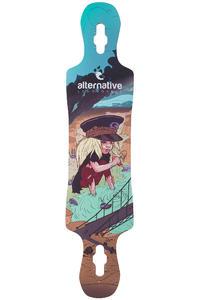 "alternative Junko 42.5"" (108cm) Longboard Deck"