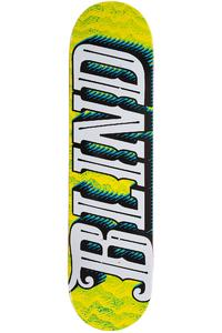 """Blind Line Up 8"""" Deck (green yellow)"""