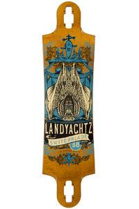 "Landyachtz Switchblade Maple Cobra Bat 38"" (96,5cm) Longboard Deck 2016"