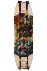 "Landyachtz Wolf Shark HT 35.5"" (90,2cm) Longboard Deck 2016"