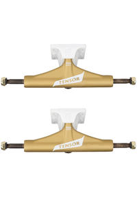 "Tensor Flick Magnesium Light TENs 5.25"" Regular Truck (gold white) 2 Pack"