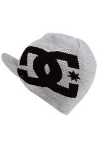 DC Big Star Visor Mütze (heather grey)