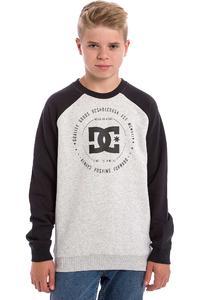 DC Rebuilt 2 Raglan Sweatshirt kids (light heather grey)