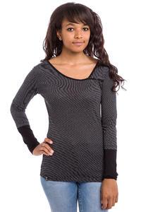 Iriedaily Asym Stripe 3 Longsleeve women (black)