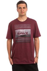 Hurley Sustenance T-Shirt (night maroon)