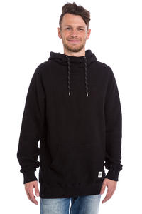 Cleptomanicx Parsons Hoodie (black)