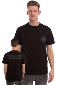 Independent AVE Cross Pocket T-Shirt (black)