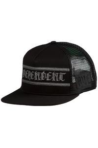 Independent AVE Cross Trucker Cap (black)