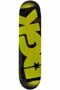 """DGK Skateboards Team 7.75"""" Deck (green)"""
