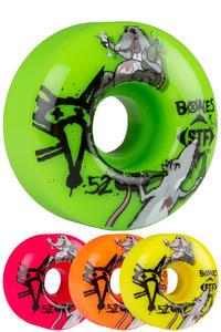 Bones STF Party Pack III 52mm Wheel (multi) 4 Pack