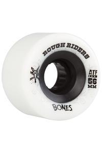 Bones ATFormula Rough Rider 56mm Rollen (white) 4er Pack