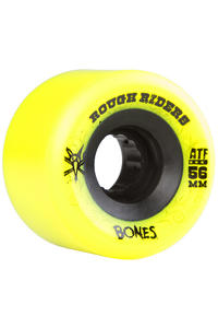 Bones ATFormula Rough Rider 56mm Wheel (yellow) 4 Pack
