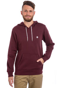 Element Grime Hoodie (napa red)