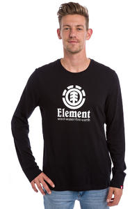 Element Vertical Longsleeve (flint black)