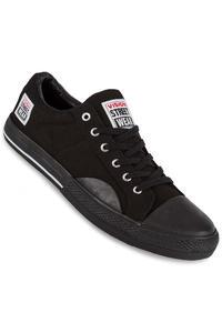 Vision Streetwear Canvas Lo Schuh (black black)