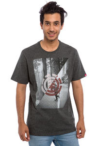 Element City Trees T-Shirt (charcoal heather)