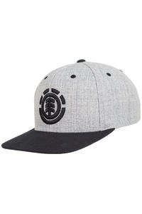 Element Knutsen Snapback Cap (grey heather)