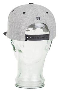 Element Knutsen Snapback Cap (grey heather)
