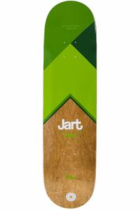 "Jart Skateboards Royal 8"" Deck (brown green)"