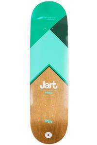 """Jart Skateboards Royal 8.25"""" Deck (brown turquoise)"""