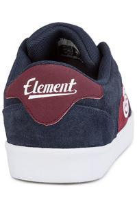 Element Heatley Suede Shoe (navy napa)