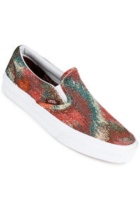 Vans Classic Slip-On Shoe women (italian weave safari multi)