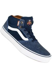 Vans Gilbert Crockett Pro Mid Schuh (xtuff dress blues)