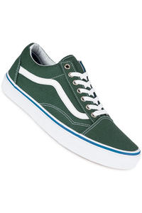 Vans Old Skool Shoe (green gables true white)