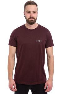 Forvert Oliver T-Shirt (dark red heather)