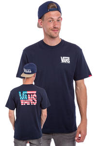 Vans 50TH Reissue T-Shirt (navy)