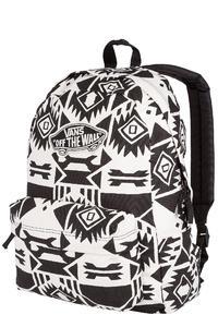 Vans Realm Backpack 22L women (white sand black)
