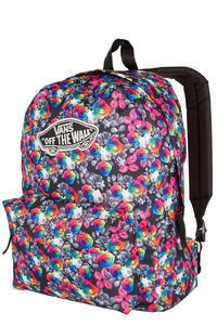 Vans Realm Backpack 22L women (rainbow floral)