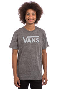 Vans Classic Heather T-Shirt (black bright white)
