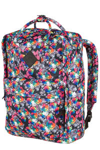 Vans Icono Square Backpack 22L women (rainbow floral)
