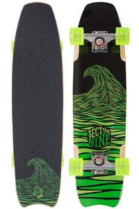 "Sector 9 Shark Bite 29.5"" (74,9cm) Cruiser 2016 (green)"