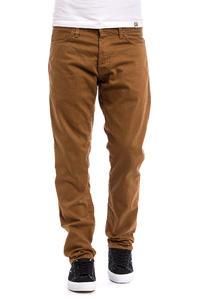 Carhartt WIP Klondike Pant Orlando Jeans (hamilton brown stone washed)