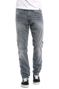 Carhartt WIP Vicious Pant Grafton Jeans (grey gust washed)