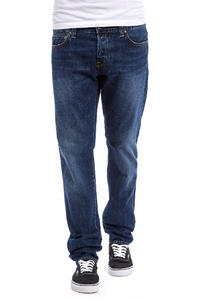 Carhartt WIP Buccaneer Pant Hanford Jeans (blue rope washed)