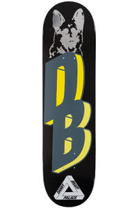 "PALACE SKATEBOARDS Brady Pro 8"" Deck (black)"