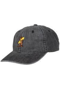 Official Crown of Laurel Bear 6 Panel Strapback Cap (black)