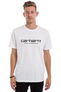 Carhartt WIP Script T-Shirt (white black)