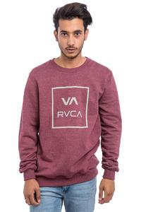 RVCA VA All The Way Sweatshirt (tawny port)