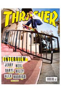 Thrasher Mai 2016 Magazin