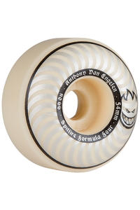 Spitfire Formula Four AVE 54mm Rollen (whiteout) 4er Pack