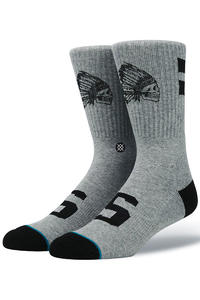 Stance Warfare Socken US 6-12 (grey)