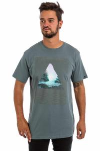 Quiksilver Classic Sintra Beach T-Shirt (stormy weather)