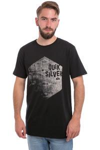 Quiksilver Classic Jumbled Hex T-Shirt (black)
